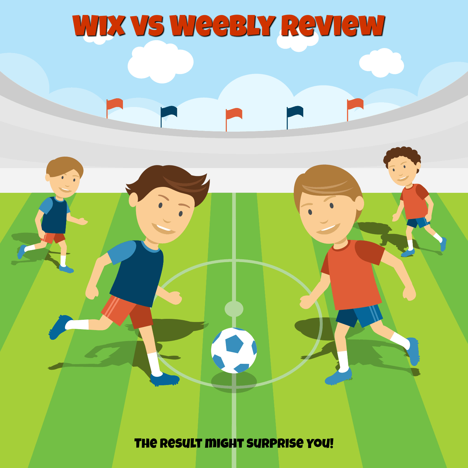 Wix vs Weebly Review