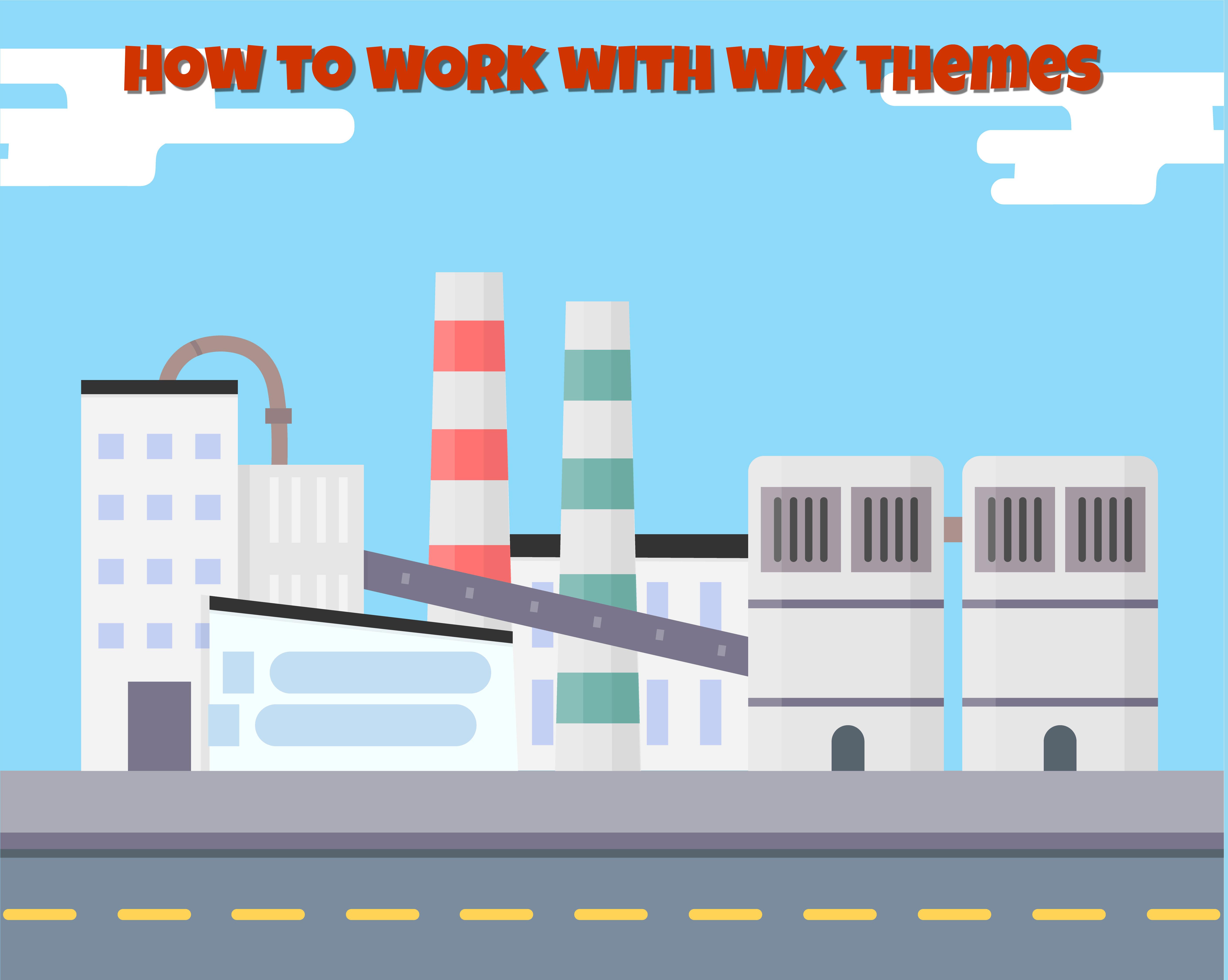 wix themes image