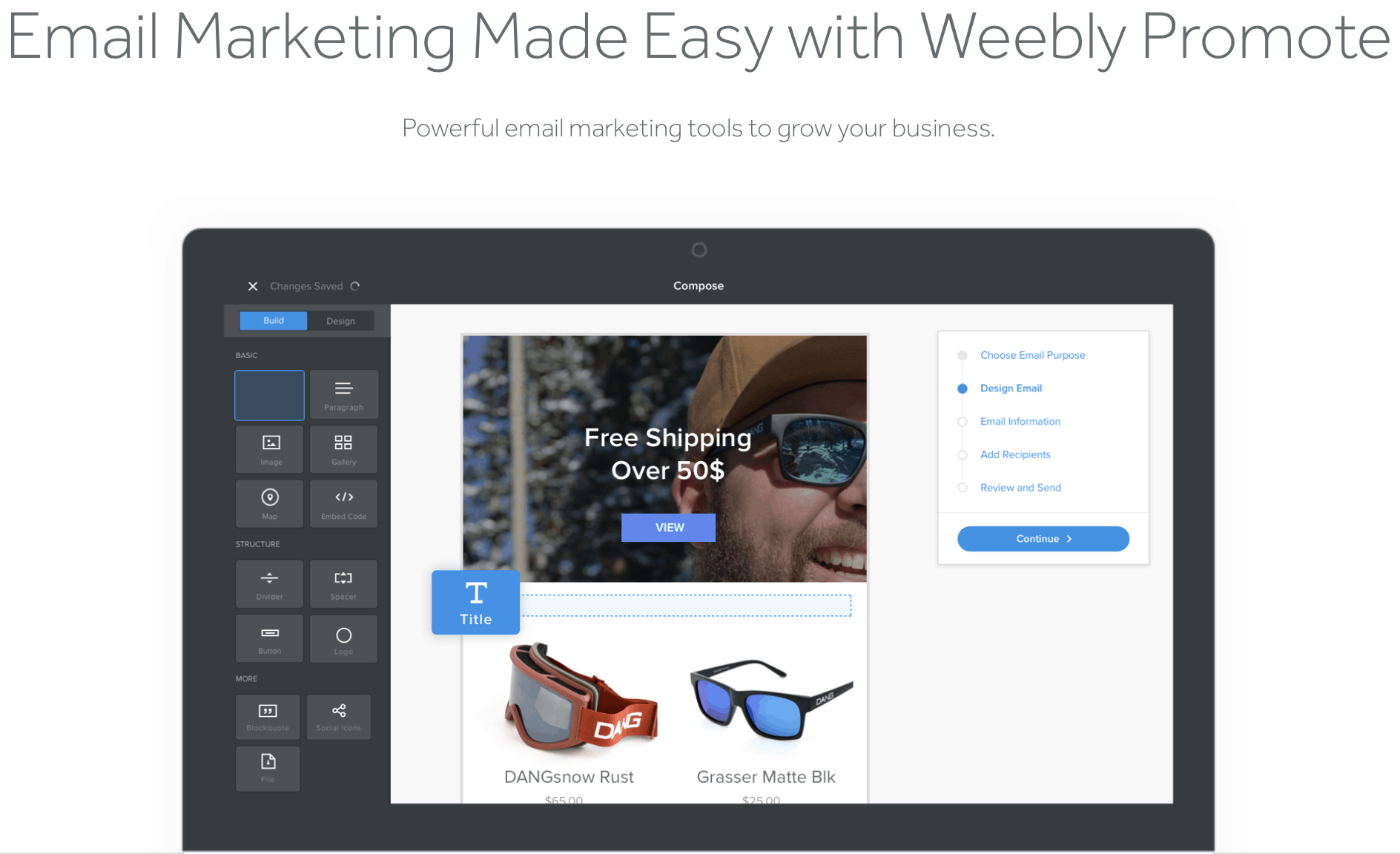 weebly pricing promote
