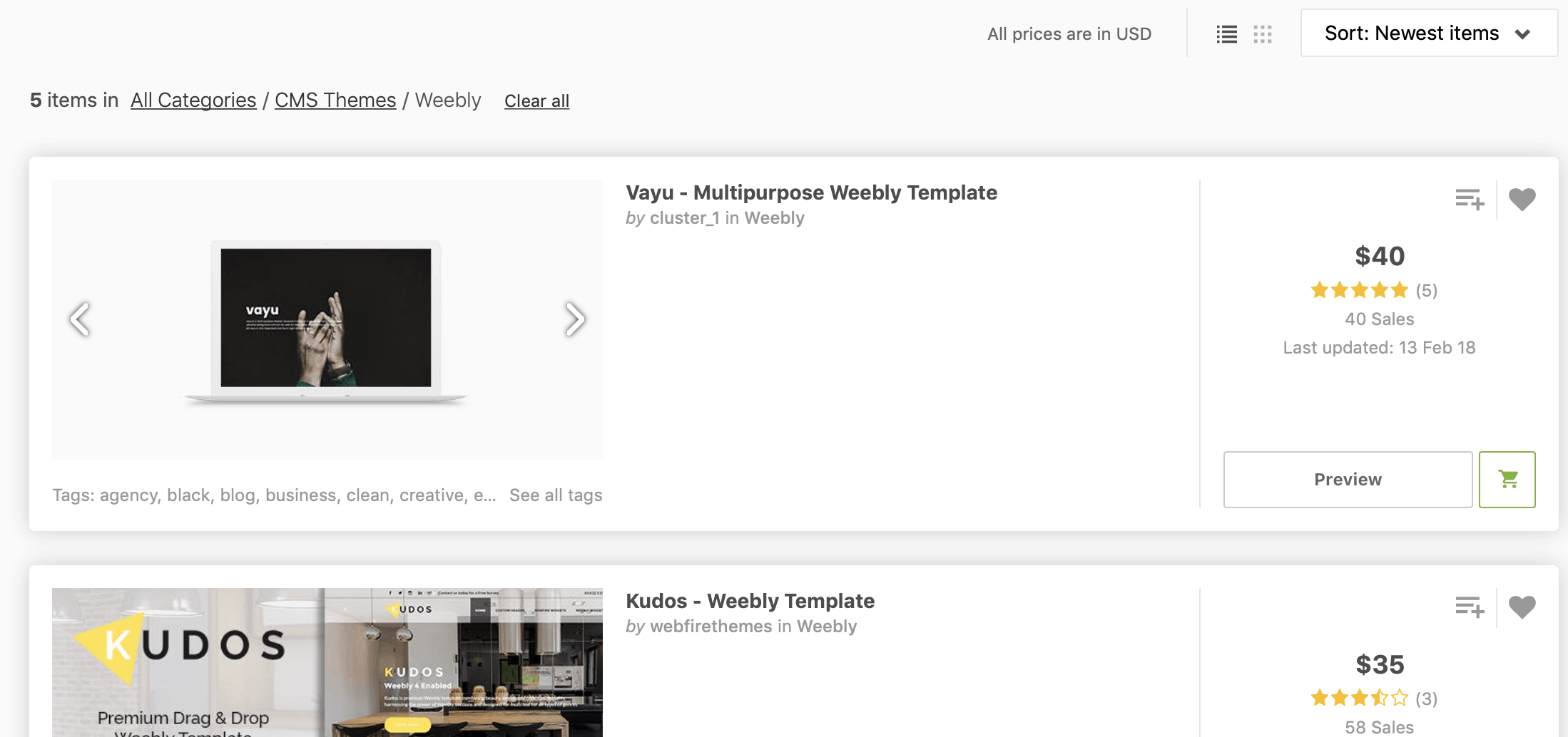 weebly weebly themes themeforest 1