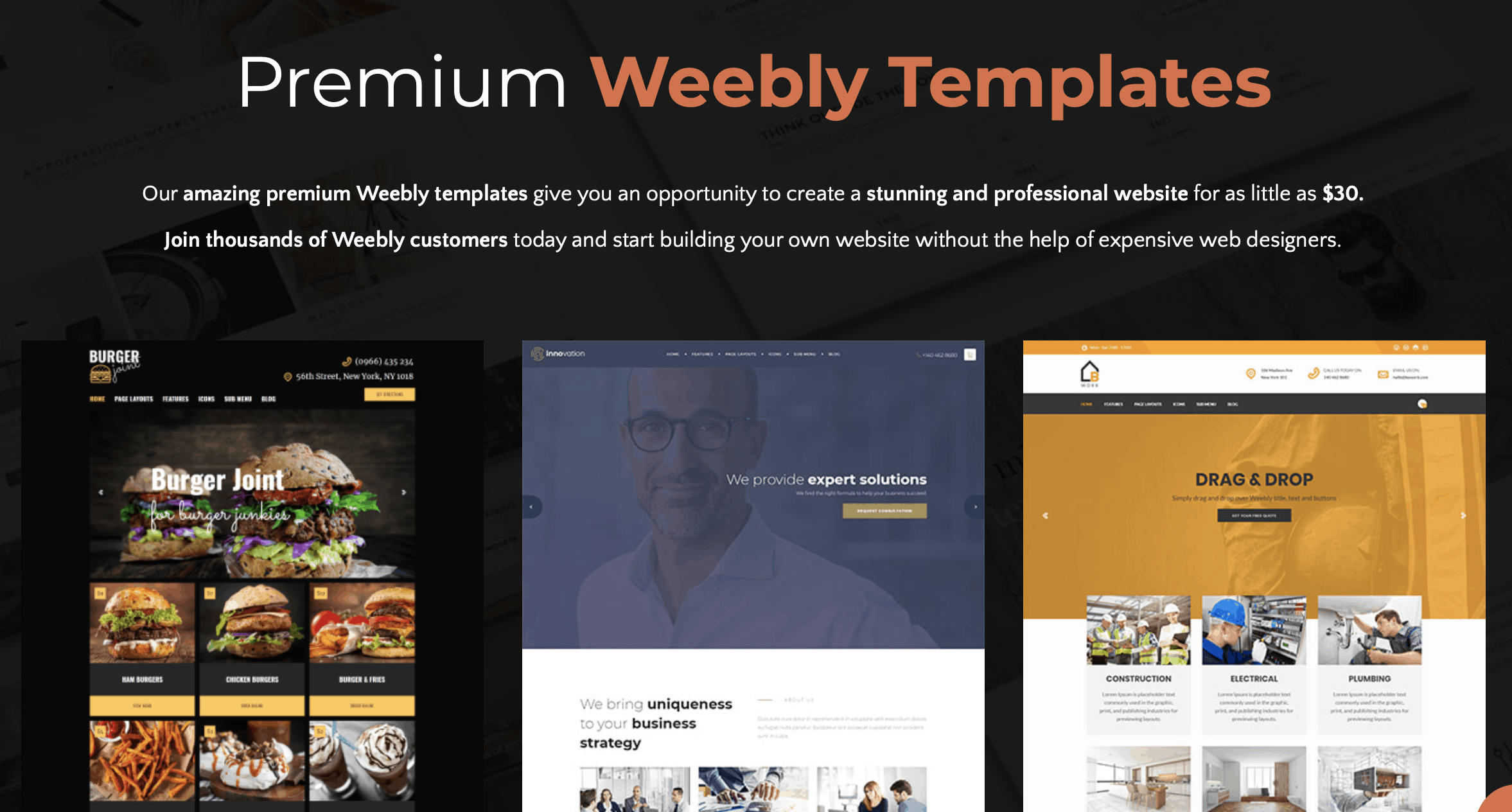 weebly weebly themes webfire 1