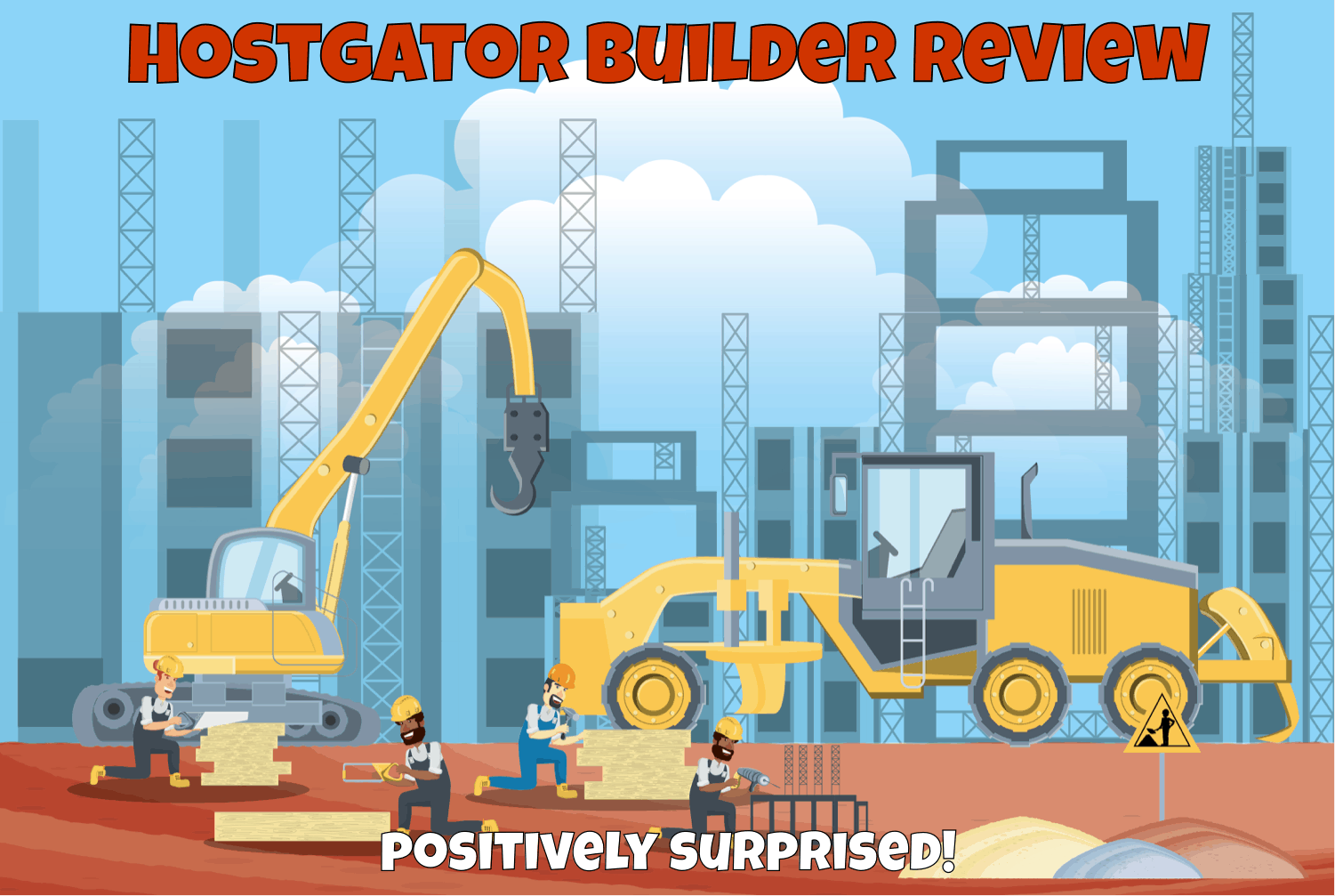 hostgator website builder review