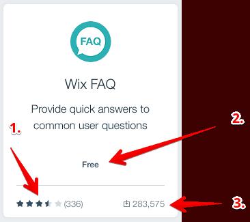 wix advantages disadvantages app market features