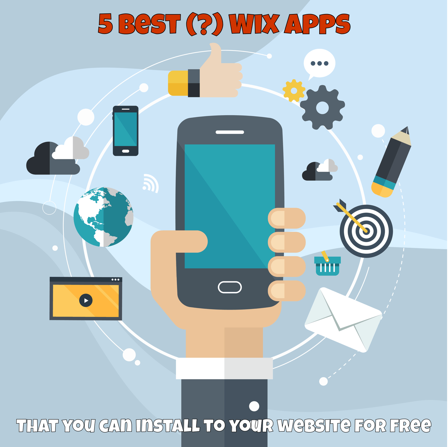 best wix apps 1