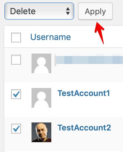 bulk delete users