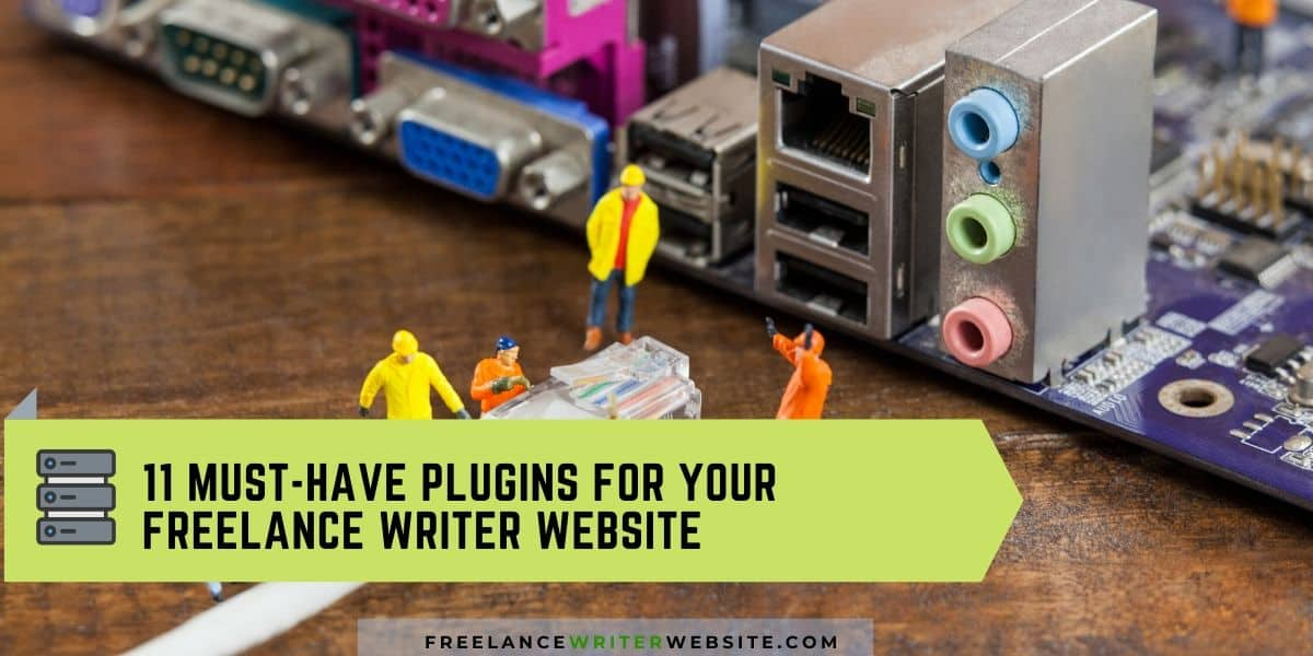 freelance writer website plugins 1
