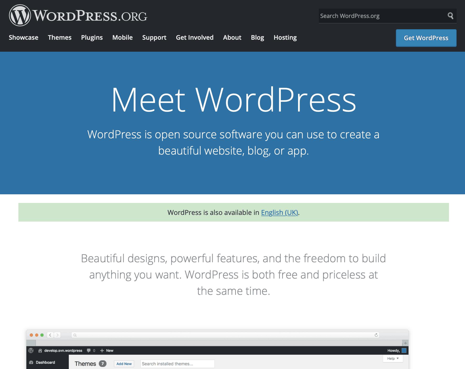 self hosted wordpress vs wordpress.com wordpress.org