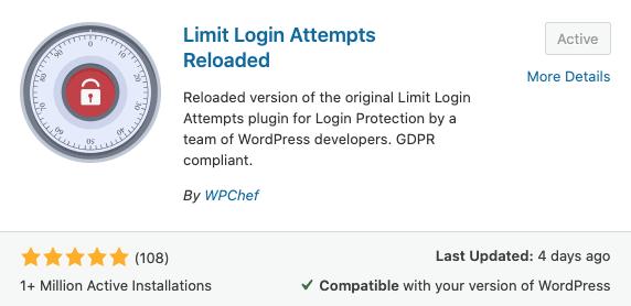 LimitLoginAttempts