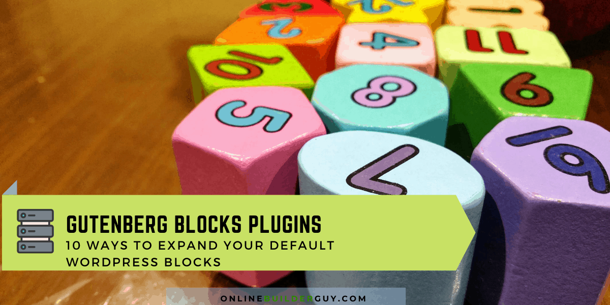 gutenberg blocks plugins